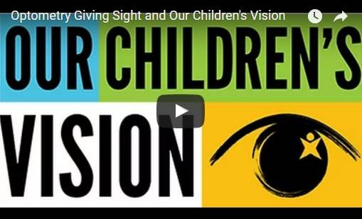 vision related charity that provides eye exams and glasses for children in need